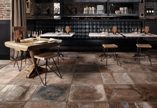 TERRE NUOVE BROWN 6060 bistrot