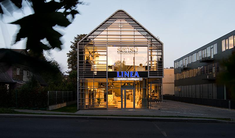 Vilniaus salonas / Fasadų padalinys