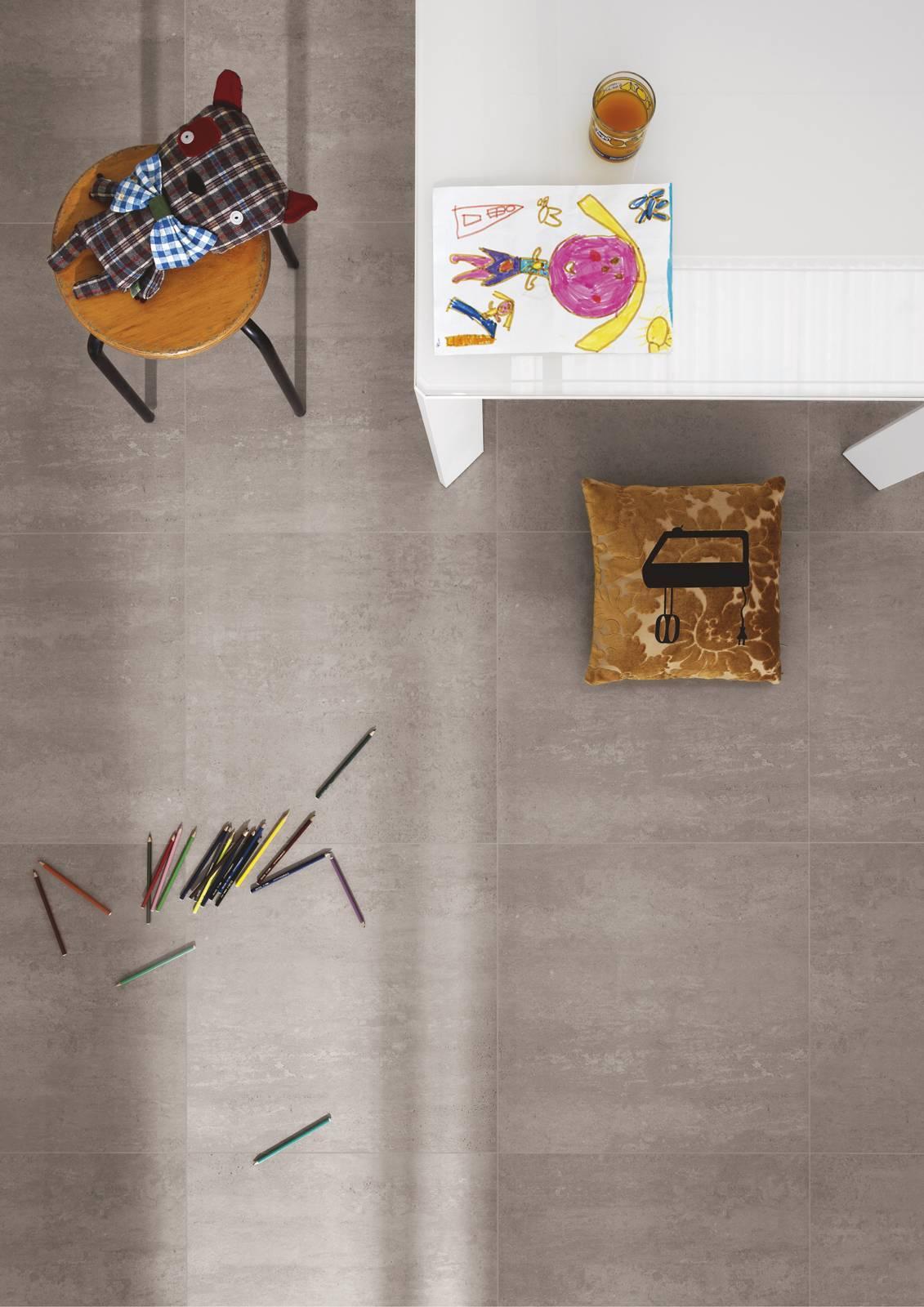 Concept sienų ir grindų plytelės