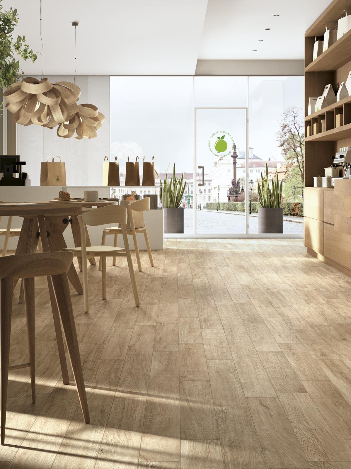 Woodpassion sienų ir grindų plytelės