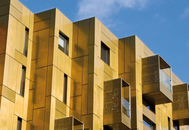 Fasadai ir fasadų apdaila