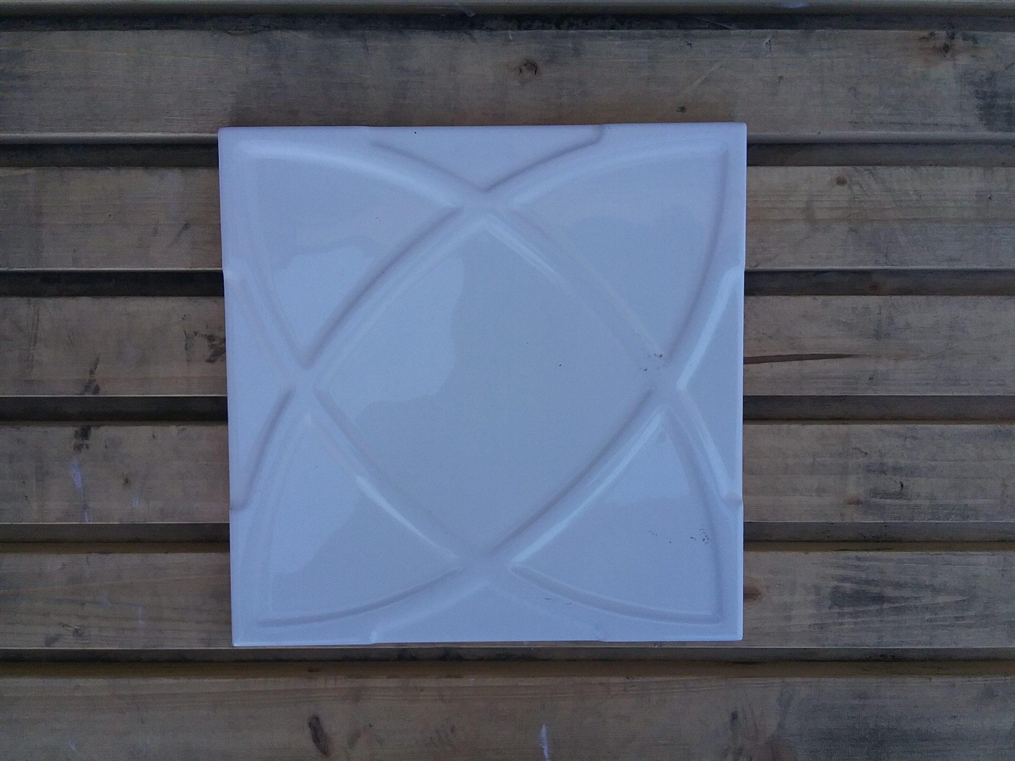 Circle White 20×20